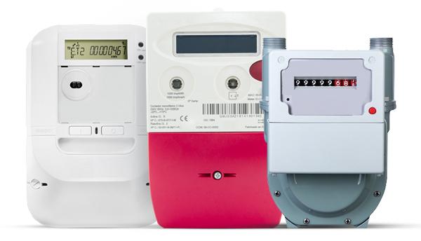 contador eléctrico - contador secundario