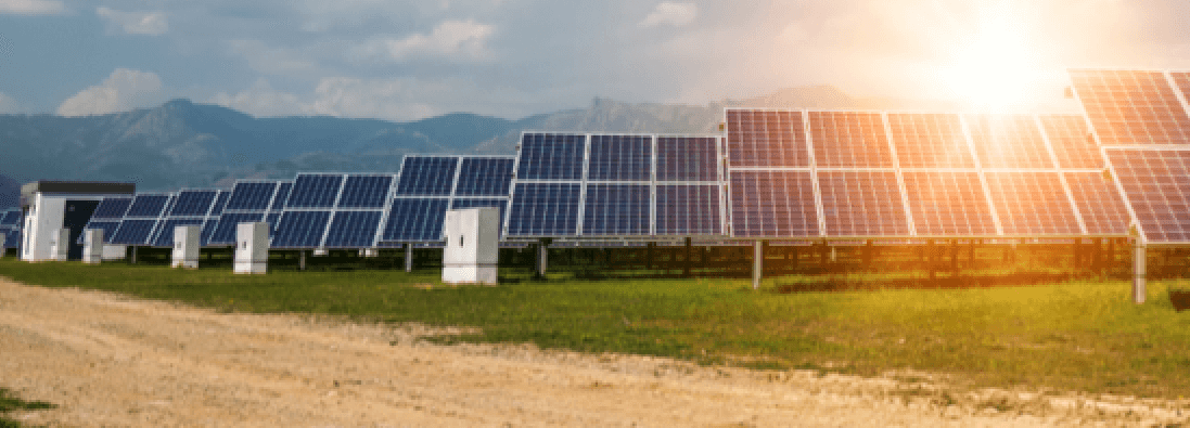 Placas solares, energía fotovoltaica renovables