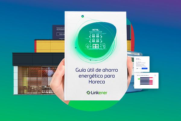 Portada guía útil de ahorro energético para Horeca