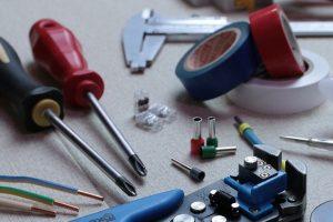 Material para mantener las instalaciones eléctricas