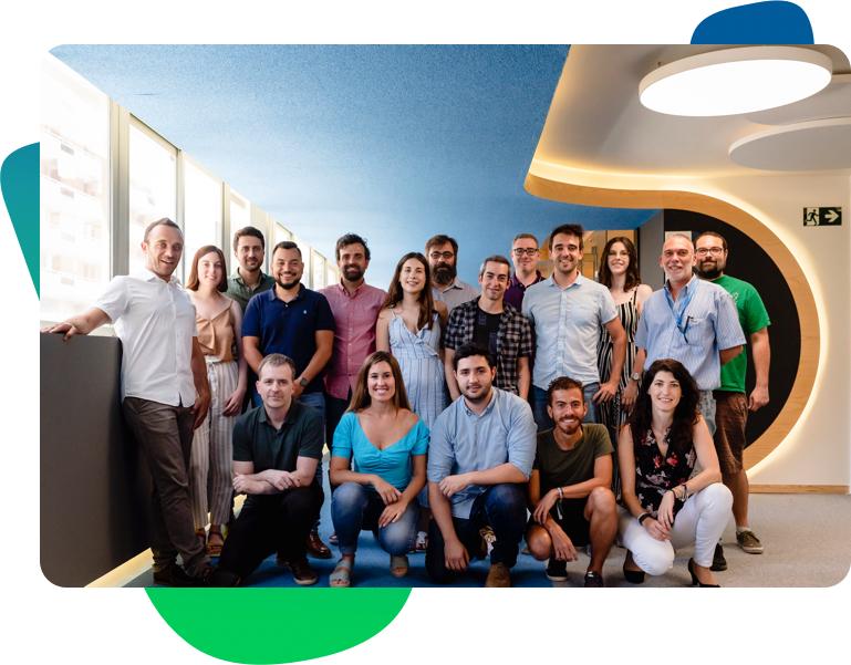 El equipo de Linkener
