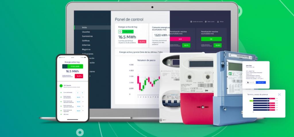 Software de gestión energética Linkener
