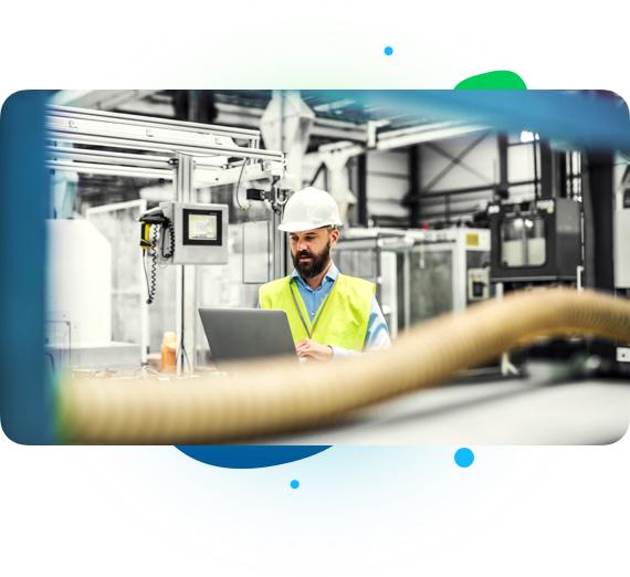 Linkener eficiencia energética en la industria