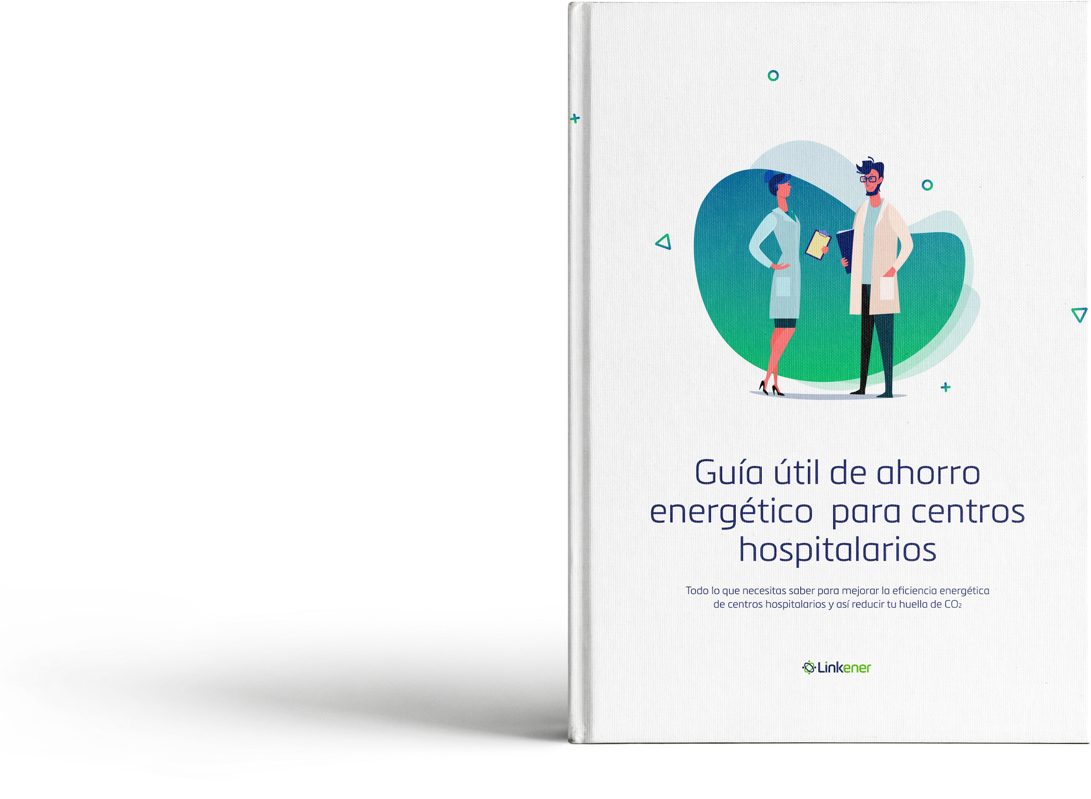 Portada del libro guía útil de ahorro energético para centros educativos