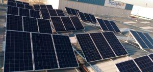Instalación fotovoltaica de Linkener en Alcalá de Henares